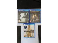 PS4 5 Games Bundle