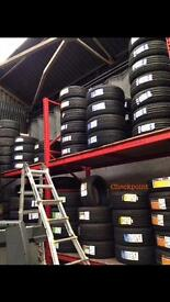 TYRES ALL SIZES