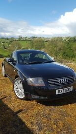 Selling lovely Audi TT