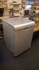 Hotpoint Aquarius SILVER dishwasher Standard size CHEAP LOCAL DELIVERY from STALYBRIDGE SK15 2PT