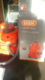 Multivax carpet clearner / hoover