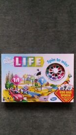 The Game of Life Board Game by Hasbro Games