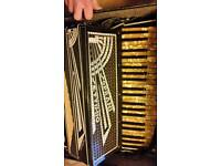 Piano Accordion Vintage