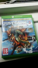 Just cause 3 x box one