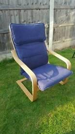 Ikea Poang Chairs