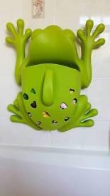 Boon pod frog bath storage