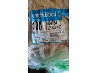 Knauf earthwool 100mm roll.