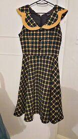 Size small 8/10 mid-length Voodoo Vixen women's dress