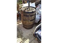 Vintage Beer Barrel very large one