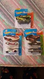 Hotwheels cars assorted