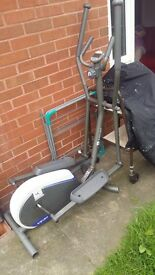 Cross trainer for sale 25 pounds