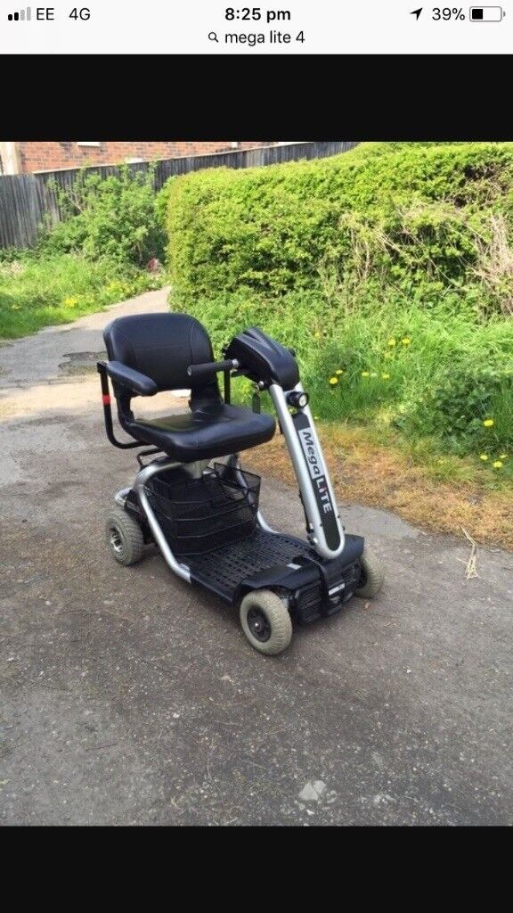 MegaLite Portable Mobility Scooter