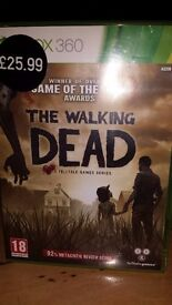 Xbox 360 Game - The Walking Dead