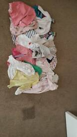Girls clothes 3 - 6 months