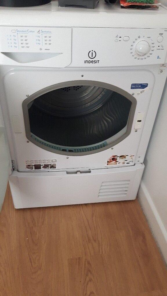 White condenser dryer needs new heat element need gone ASAP