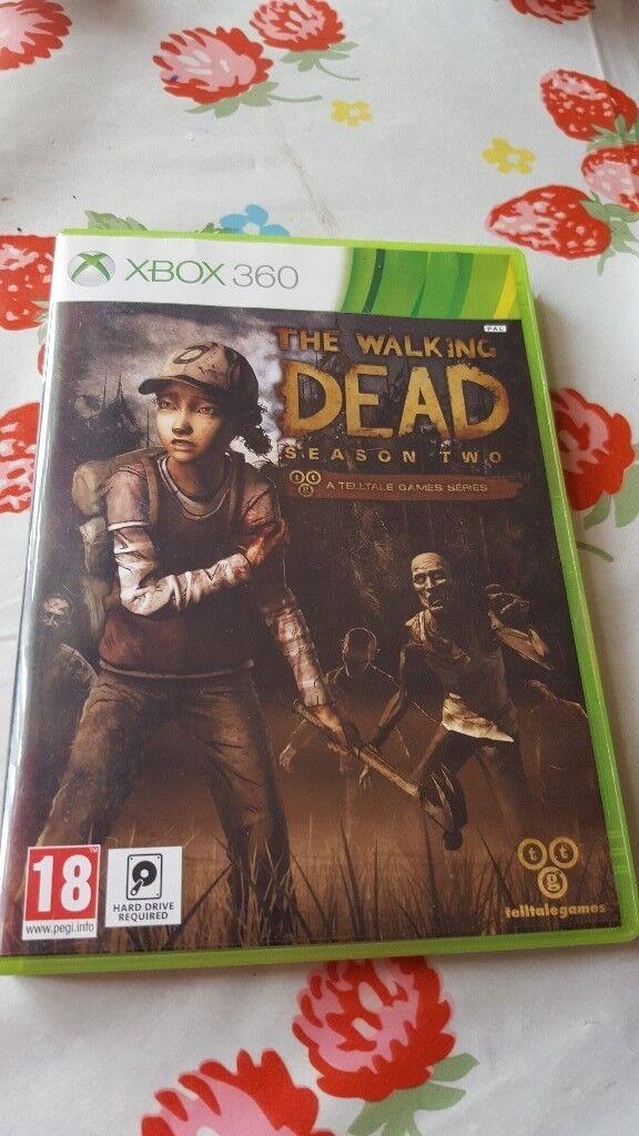 Xbox 360 The Walking Dead Season 2 In Ely Cardiff Gumtree