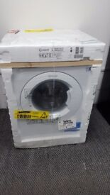 Brand new indesit washing machine 7kg white for sale in Coventry 12 month warrenty