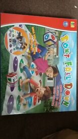 Kids Classic Don't Fall Down Game Suitable for 4+Yrs Good Condition