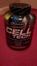 Cell-Tech Creatine Formula Fruit Punch 2.7 KG