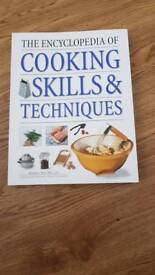 The Encyclopedia of cooking skills and techniques