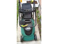 1000W Lawnmower (spares or repair )