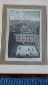 Nice print of St Thomas's hospital.