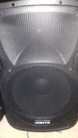 Pa active speakers