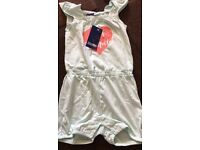 Baby girls romper/play suit 9-12 months