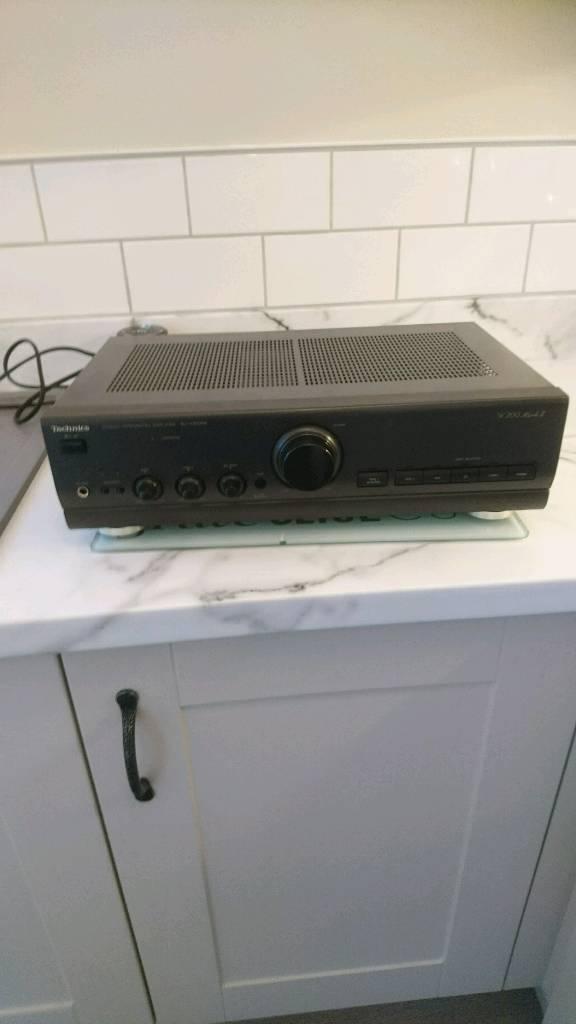 Technics S203W phono amp