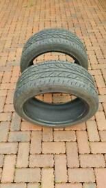 """Summer tyres 225/45 17"""""""
