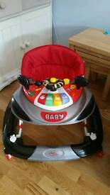Bebe Style F1 Racing Car Walker