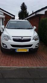 2013 Vauxhall Antara 2.2 Exclusive