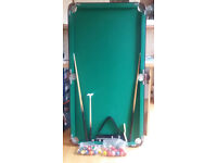Snooker Tabe 4ft