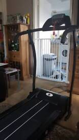 Gym Master running machine
