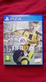 Fifa 17 PS4 PlayStation 4 Game 2017