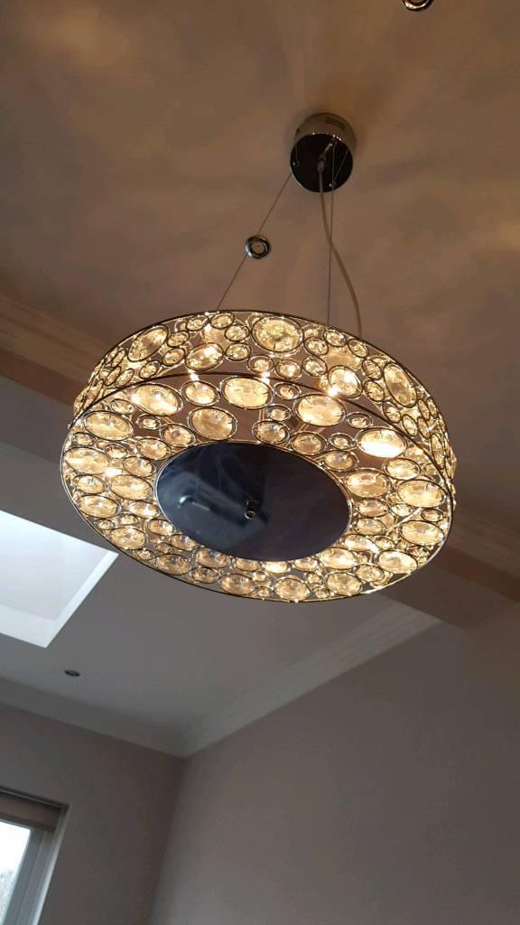 Bellagio Next Chandelier Light In