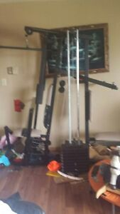 Cable gym