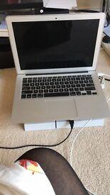 Mac book air nearly new