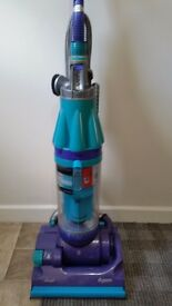 Dyson dc07 with new motor