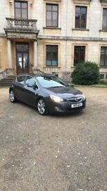 Vauxhall Astra Cdti Sri Top Spec