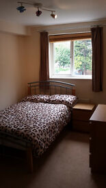 Canalside living - double room in lovely location