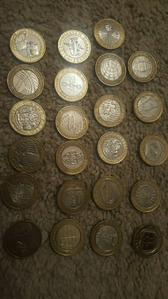 Rare various2 coinsin Bishop Auckland, County DurhamGumtree - We have at least one of every rare £2 in the pic. Make us an offer. Happy to sell individually