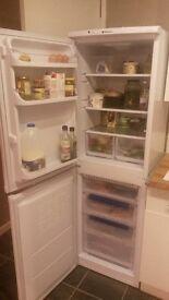 Hotpoint Aquarius Slimline fridge freezer