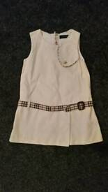 Burberry dress authentic age 4