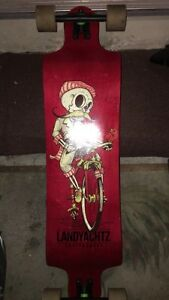 Land yacht long board. Great condition