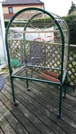 Parrot or cockatiel cage for sale