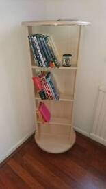DVD, cd or Book Shelf