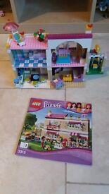 LEGO Friends 3315: Olivia's House