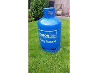 Calor Gas Empty Blue Bottle --- £15