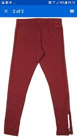 Oneill jersey cotton leggings 11/12years